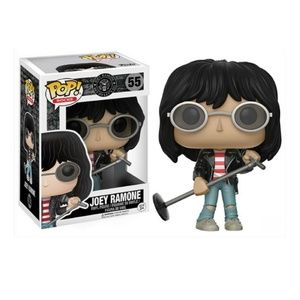 Funko Pop! Rocks Joey Ramone Vinyl Figure